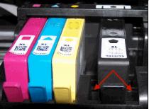 Image of smaller new XL black cartridge